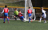 during New England Football Club - NEFC and Valeo Futbal youth soccer match in Newton, MA on Saturday, October 13, 2018. The match ended 5-5. CREDIT/ CHRIS ADUAMA