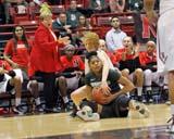 during 2015 Northeastern University Winter Showdown between  Women's Basketball and Michigan State at Mathews Arena in Boston, MA on Friday, December 18, 2015. Michigan State won 77-51. CREDIT/ CHRIS ADUAMA.