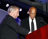 John Drew, Harry Belafonte -Artist & Social Activist during ABCD Community Heroes Celebration at Boston Marriott Copley Place on November 4, 2016. CREDIT/ CHRIS ADUAMA.