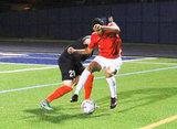 during Boston City FC and Kingston Stockade FC NPSL match at Brother Gilbert Stadium in Malden, MA on Saturday, July 8, 2017. BCFC won 2-0. CREDIT/ CHRIS ADUAMA
