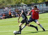 during BCFC II and Worcester County FC in BSSL match at Daly Field, Brighton, MA on Saturday, May 18, 2019. BCFC II won 3-1. CREDIT/ CHRIS ADUAMA