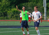 BCFC and RI REDS in NPSL match at Johnston High School in Rhode Island on Saturday, June 16, 2018. The match ended in 2-2. CREDIT/ CHRIS ADUAMA