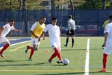 during Boston City FC and Rhode Island Reds NPSL match in Malden on Sunday, June 26, 2016. BCFC won 3-2. CREDIT/ CHRIS ADUAMA.