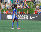 during Boston Breakers and Orlando Pride NWSL match at Jordan Field Harvard University in Allston, MA on Saturday, August 19, 2017. Pride won 2-1. CREDIT/ CHRIS ADUAMA