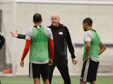 FRIEDEL -REVS 1ST TRAINING 1-23-2018