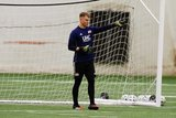 Jeff Caldwell - GK during New England Revolution 2020 Pre-Season Training Session at the Field House- Gillette Stadium in Foxboro, MA on Friday, January 31, 2020. CREDIT/ CHRIS ADUAMA.