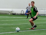 Henry Kessler during New England Revolution 2020 Pre-Season Training Session at the Field House- Gillette Stadium in Foxboro, MA on Friday, January 31, 2020. CREDIT/ CHRIS ADUAMA.