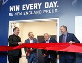 New England Revolution unveil $35 Million Training Center in Foxboro, MA on Monday, December 9, 2019. CREDIT/ CHRIS ADUAMA