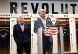 revs; mls; training center; foxboro; ma;