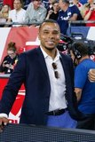 Charlie Davies during New England Revolution and Real Salt Lake MLS match at Gillette Stadium in Foxboro, MA on Saturday, September 21, 2019. The match ended 0-0 tie. CREDIT/CHRIS ADUAMA.